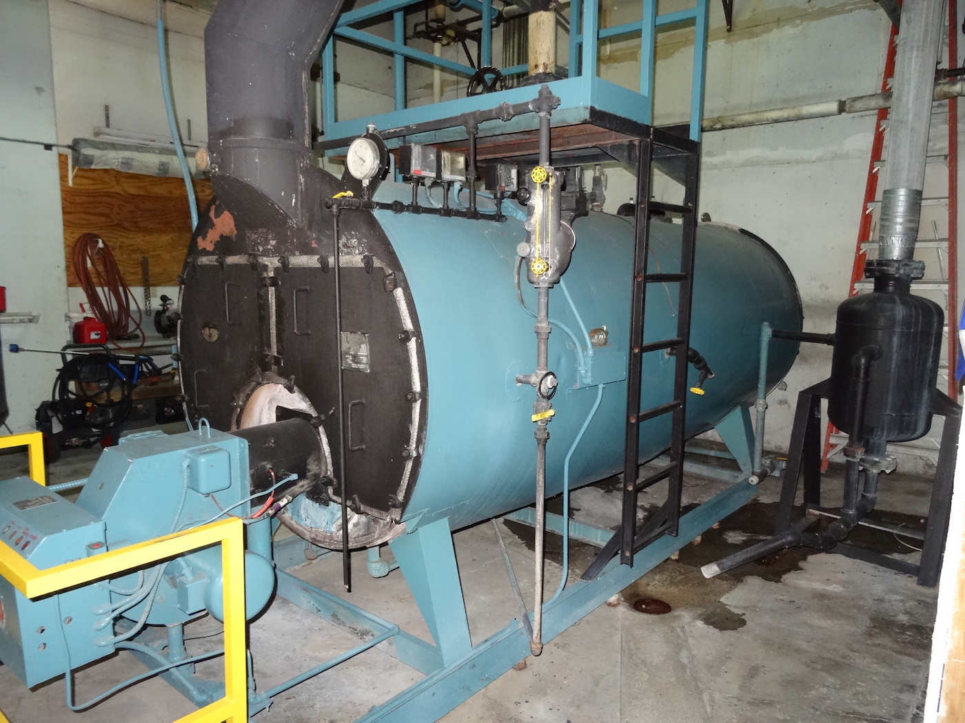 Boilers and Softeners